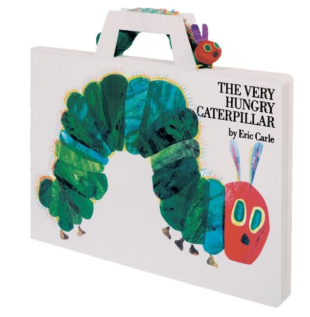 The very hungry caterpillar 封面