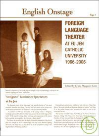 English Onstage:Foreign Language Theater At F