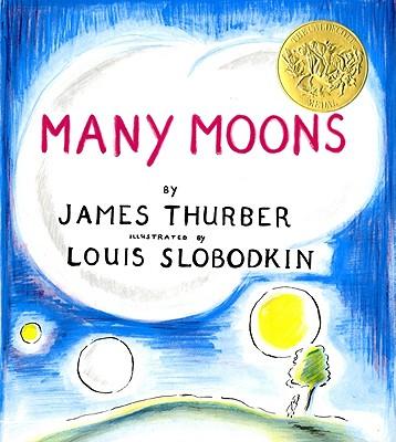 Many Moons 封面