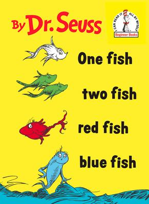 One Fish Two Fish Red Fish Blue Fish(bound)