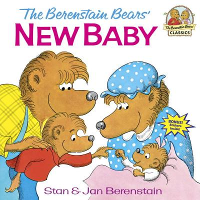 The Berenstain bears' new baby 封面
