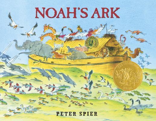 Noah's Ark 封面