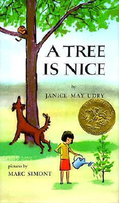 A tree is nice 封面