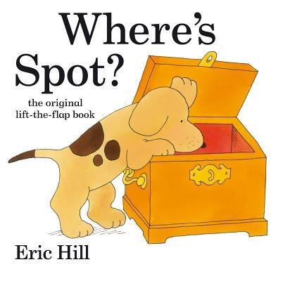 Where's Spot? 封面