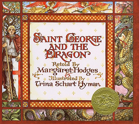 Saint George and the dragon /