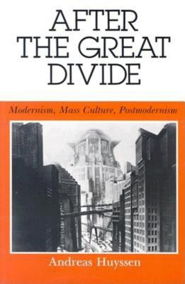 After the great divide :  modernism, mass culture, postmodernism /
