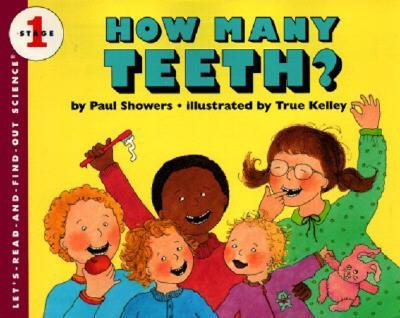 How many teeth? 封面