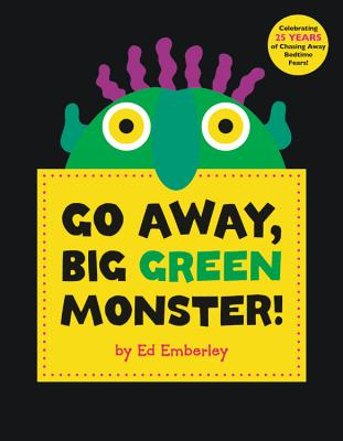 Go away,big green monster! /