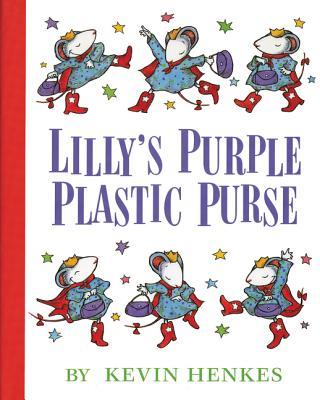 Lilly's purple plastic purse 封面