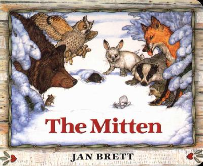 The mitten :  a Ukrainian folktale /
