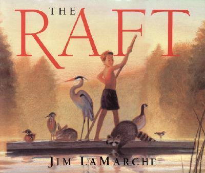 The raft 封面