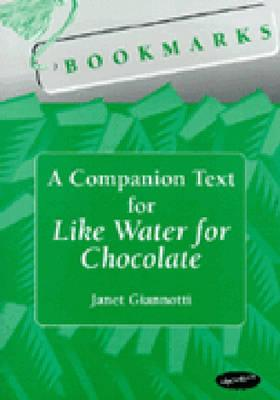 Bookmarks: A Companion Text for Like Water fo