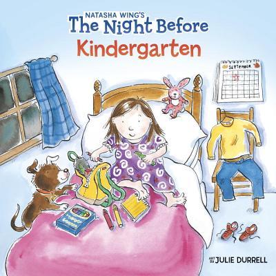 The night before kindergarten 封面