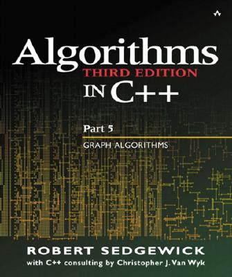 Algorithms in C++ :  part 5 : graph algorithms /