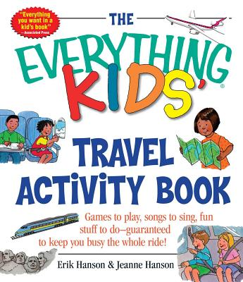 The Everything Kids' Travel Activity Book: Ga