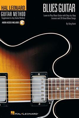 Hal Leonard Guitar Method Blues Guitar: Learn
