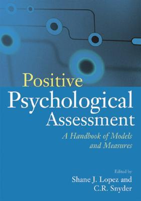 Positive psychological assessment :  a handbook of models and measures /