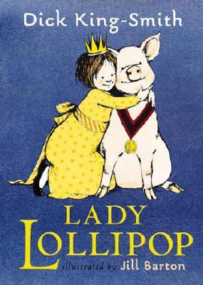 Lady Lollipop 封面