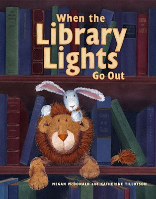 When the library lights go out 封面