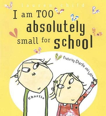 I am too absolutely small for school 封面
