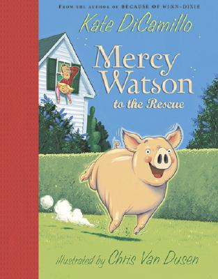 Mercy Watson to the rescue 封面