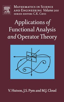 Applications of functional analysis and operator theory.