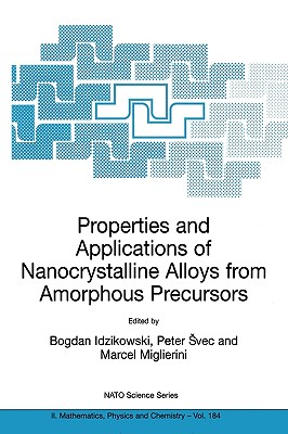 Properties And Applications Of Nanocrystallin