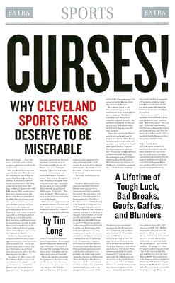 Curses^! Why Cleveland Sports Fans Deserve to