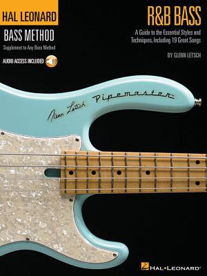 Randb Bass ~ Hal Leonard Bass Method Stylisti