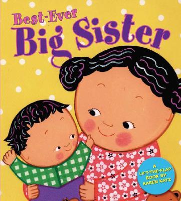 Best-ever big sister 封面