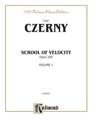 The School of Velocity Opus 299: For the Pian