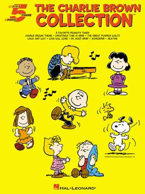 The Charlie Brown Collection: Five~Finger Pia