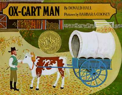 Ox-cart man /