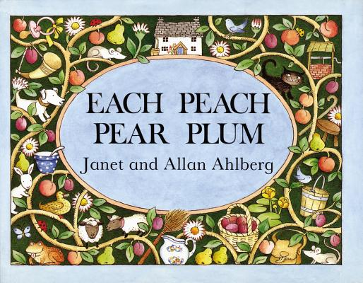 Each peach pear plum 封面