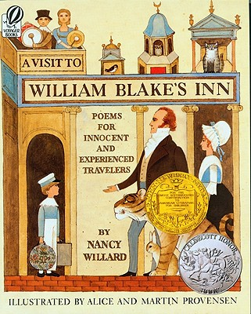 A visit to William Blake
