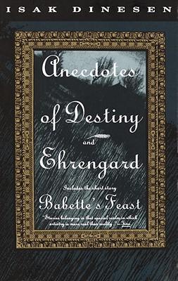 Anecdotes of Destiny and Ehrengard: And, Ehrengard