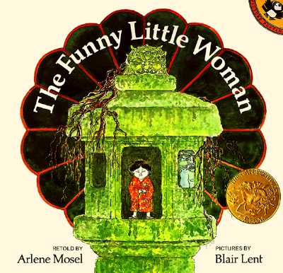 The funny little woman /