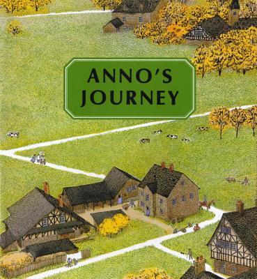 Anno's journey 封面