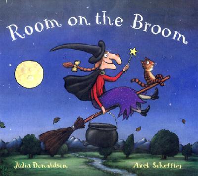 Room on the broom 封面