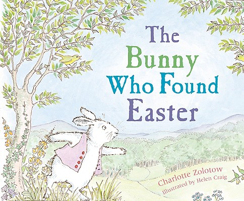 The bunny who found Easter 封面