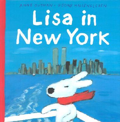 Lisa in New York 封面