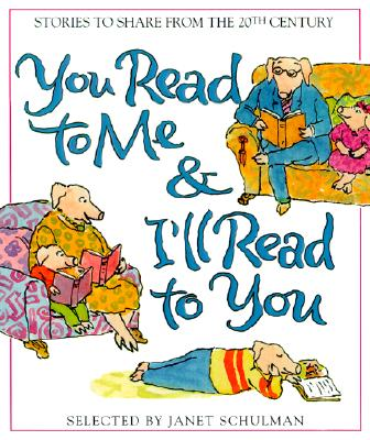 You read to me and I