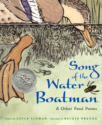 Song of the water boatman : & other pond poems /