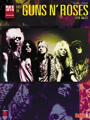 Best of Guns N'' Roses for Bass