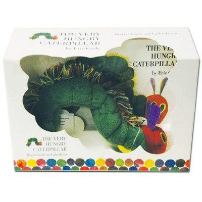 好餓的毛毛蟲《The Very Hungry Caterpillar》禮盒組