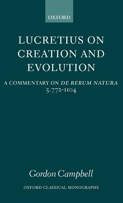 Lucretius on Creation and Evolution: A Commen