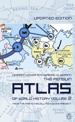 The Penguin Atlas of World History: From the