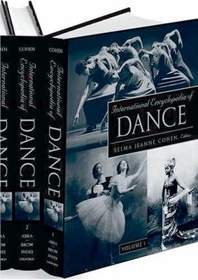 International Encyclopedia of Dance
