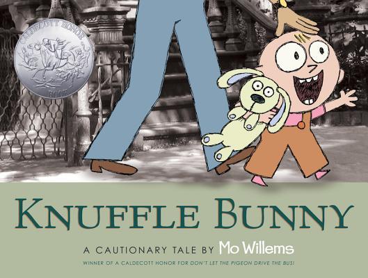 Knuffle Bunny : a cautionary tale 封面