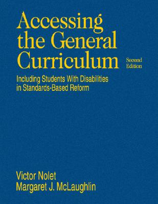 Accessing the general curriculum :  including students with disabilities in standards-based reform /